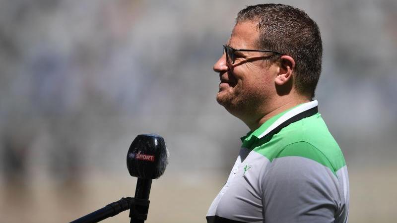 Zeigt sich sehr erfreut über die Rückkehr von Fans: Gladbach-Sportdirektor Max Eberl