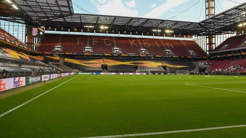 Der 1. FC Köln hofft auf eine Kulisse von mehreren Tausend Zuschauern