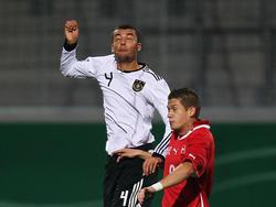 U20-Länderspiel Deutschland - Schweiz