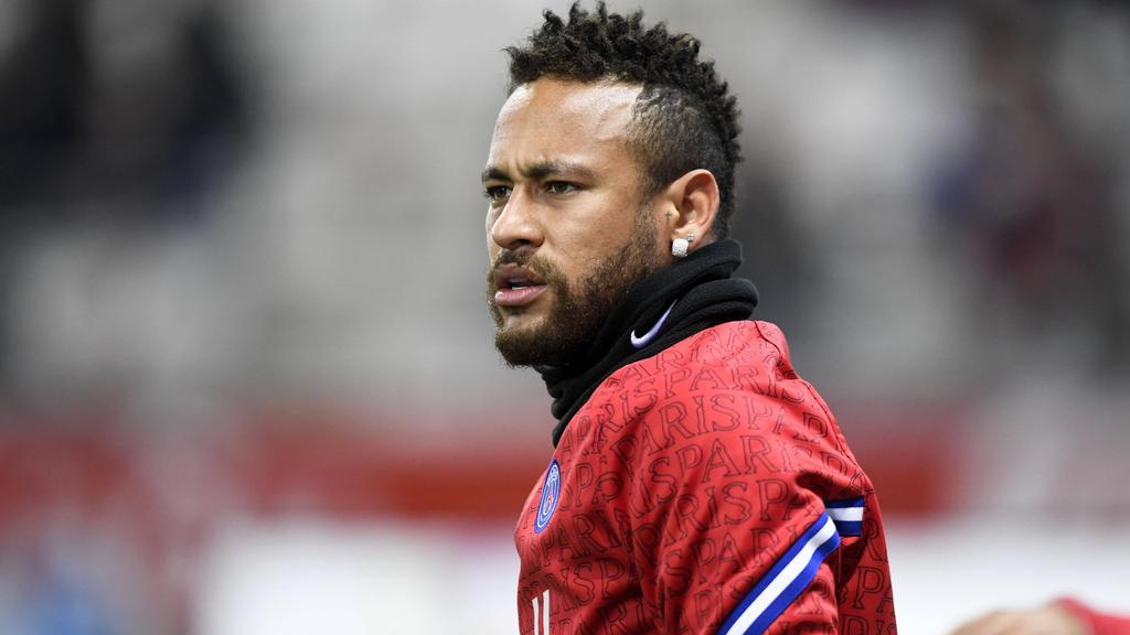 Neymar wird zur Kasse gebeten