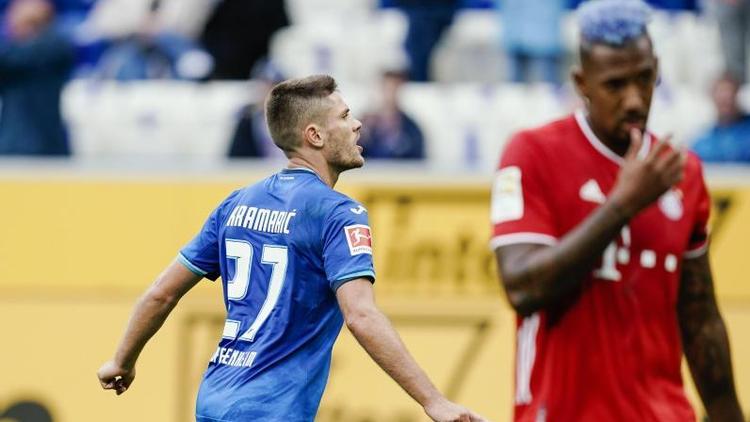 Traf gegen den FC Bayern gleich zweimal: Hoffenheims Andrej Kramaric