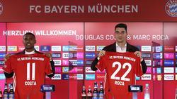 Costa, Roca und Co. müssen sich beim FC Bayern noch steigern