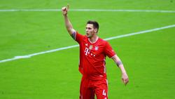 Niklas Süle ist Abwehrspieler des FC Bayern München
