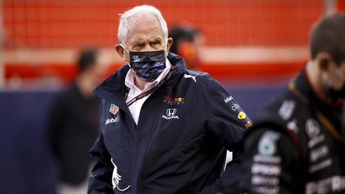 Helmut Marko sieht im Reglement keinen Nachteil für Konkurrent Mercedes