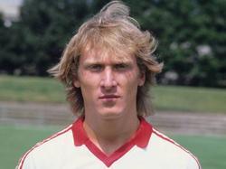 Der junge Andreas Müller