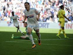 Thauvin rettet Marseille einen Punkt gegen Nantes