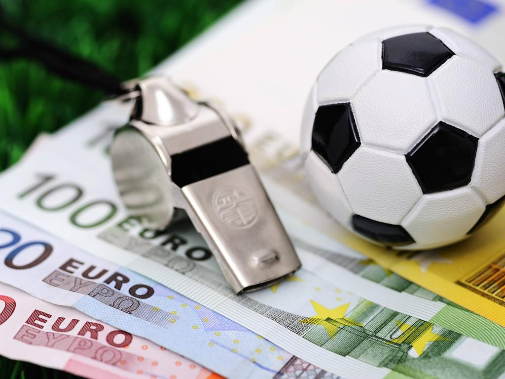 Image result for football money