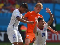 WM 2014: Holland schlägt Chile