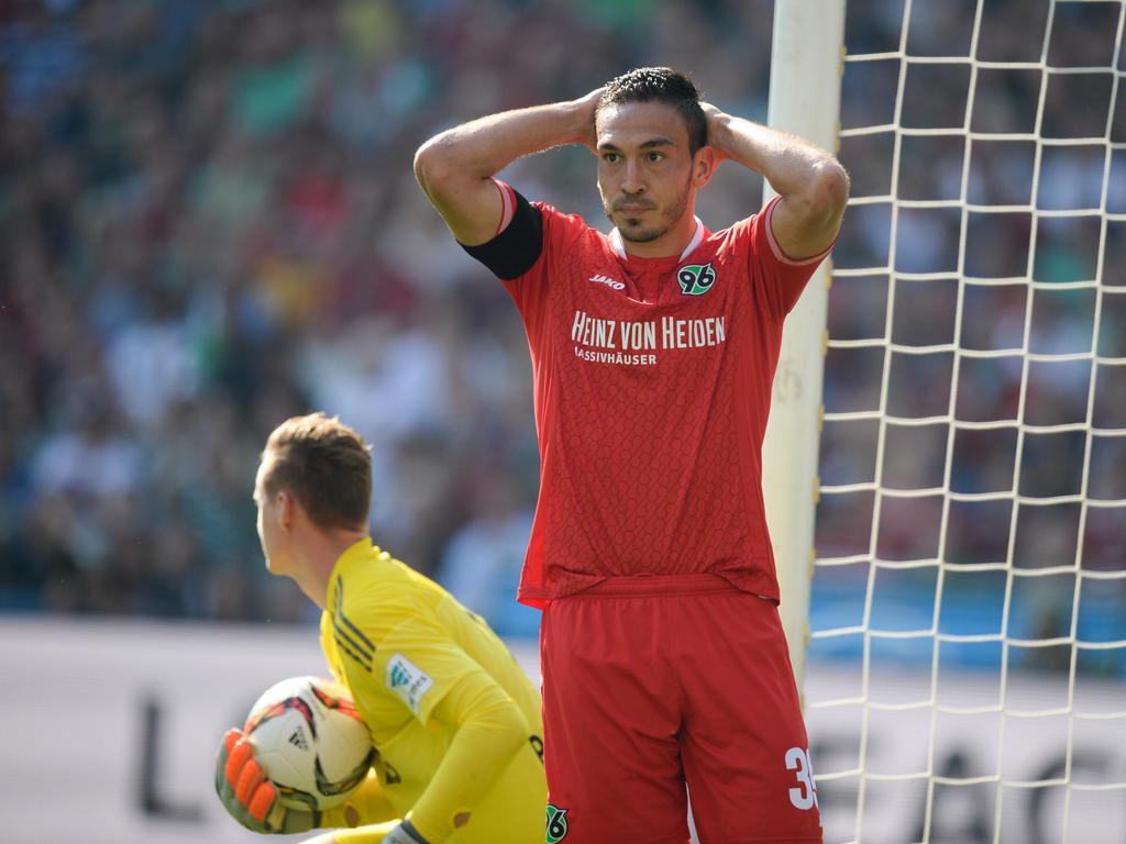 Mevlüt Erdinç kam in Hannover überhaupt nicht zurecht