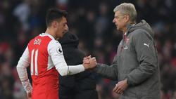 Ex-Arsenal Arsène Wenger nimmt Mesut Özil nach dem WM-Aus in Schutz