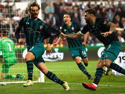 Southampton wins