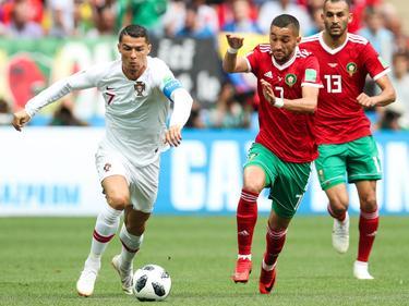 Ronaldo es la principal amenaza lusa en ataque. (Foto: Getty)