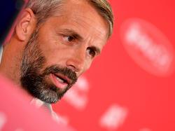 Trainer Marco Rose will den Aufstieg um jeden Preis