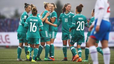 Die DFB-Damen haben das Ticket zur Weltmeisterschaft gelöst