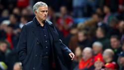 Teammanager José Mourinho musste sich von United-Legende Paul Scholes einiges anhören