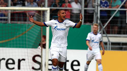 Ahmed Kotucu war in Moskau mit seinen Schalker Kollegen glücklos
