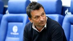 Christian Heidel sieht die Schalker auf einem guten Weg
