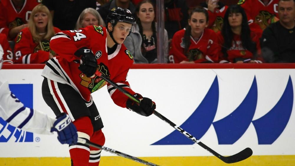Für Kahun und die Blackhawks läuft es in der NHL nicht rund