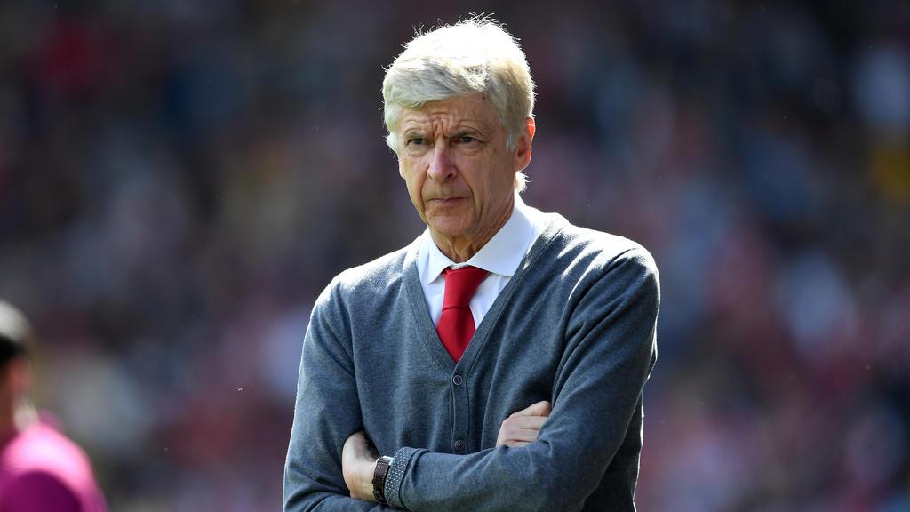 Arsène Wenger wurde bei AC Mailand gehandelt