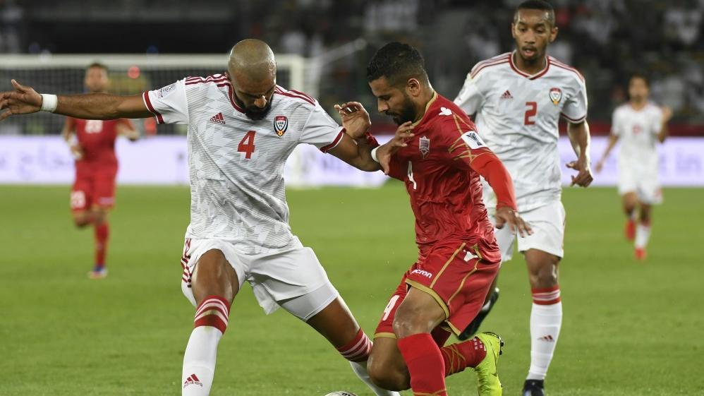 Kein Sieger zwischen den Emiraten und Bahrain beim Asien Cup