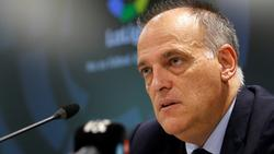 Chef des Spanischen Ligaverbandes LFP: Javier Tebas
