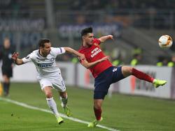 Ivan gegen Inter