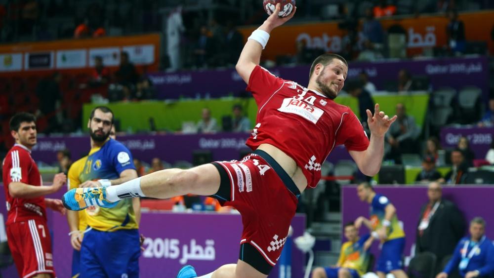 Ilija Brozovic fehlt Hannover-Burgdorf beim Final Four