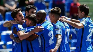 Getafe feiert einen 2:0-Erfolg gegen den FC Girona