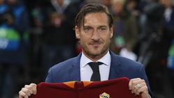 Kehrt Francesco Totti zur AS Rom zurück?
