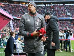 Jérôme Boateng wird dem FC Bayern wohl länger fehlen
