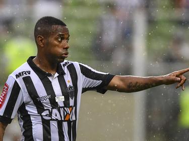 Robinho steht vor einem Wechsel zum türkischen Erstligisten Sivasspor
