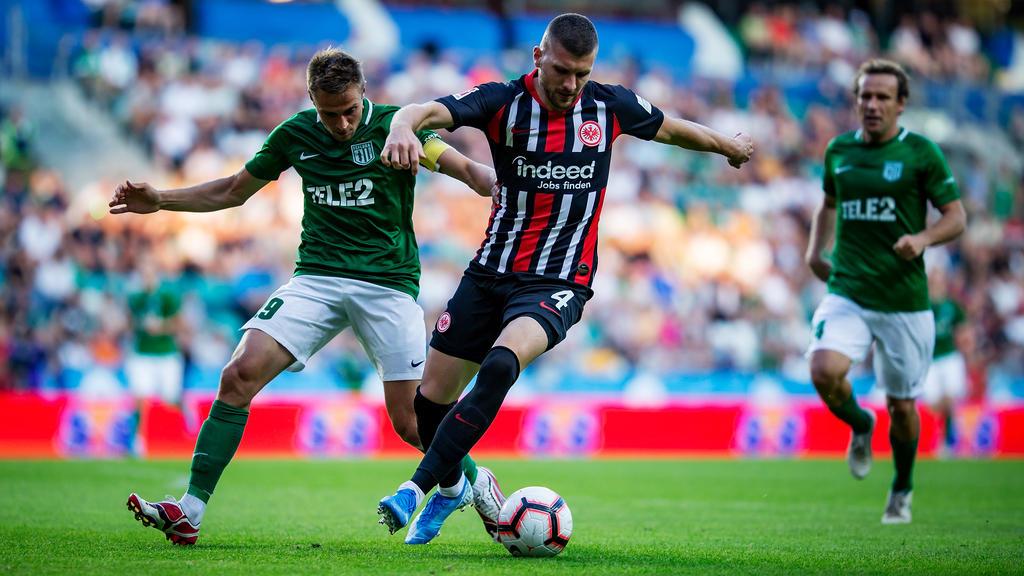 Kehrt Ante Rebic Eintracht Frankfurt den Rücken?