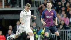 Die spanische Liga will das Heimrecht beim Clásico zwischen Barcelona und Real tauschen