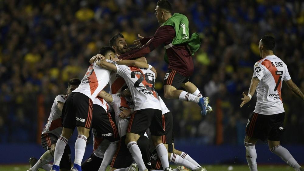 River Plate spielt in Lima um die Copa Libertadores