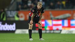 Martin Hinteregger hat bei Eintracht Frankfurt sein Glück gefunden