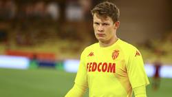 Alexander Nübel kann bisher bei der AS Monaco nicht vollends überzeugen