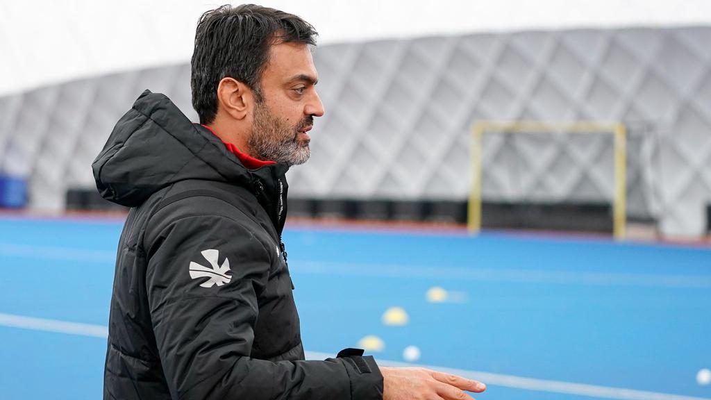 Kais Al Saadi träumt mit dem DHB-Team von einer Medaille