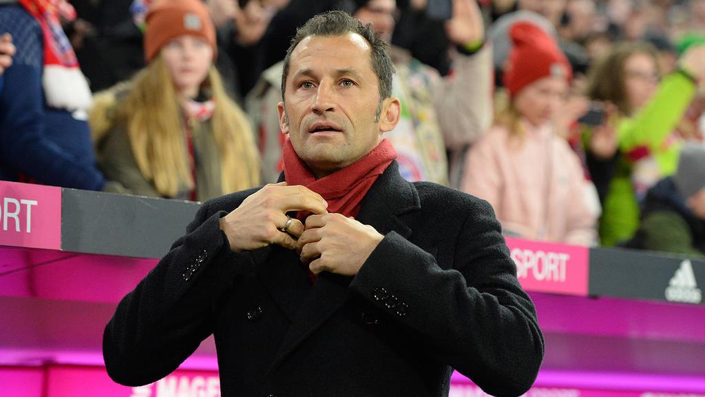Für Sportdirektor Hasan Salihamidzic ist der Bayern-Kader komplett