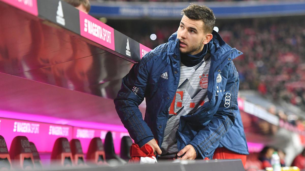 Lucas Hernández hat große Anlaufschwierigkeiten beim FC Bayern