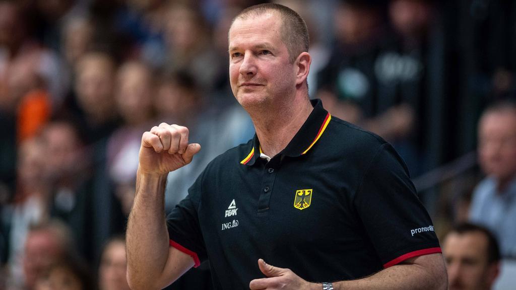 Henrik Rödl führt die Nationalmannschaft derzeit durch die EM-Qualifikation