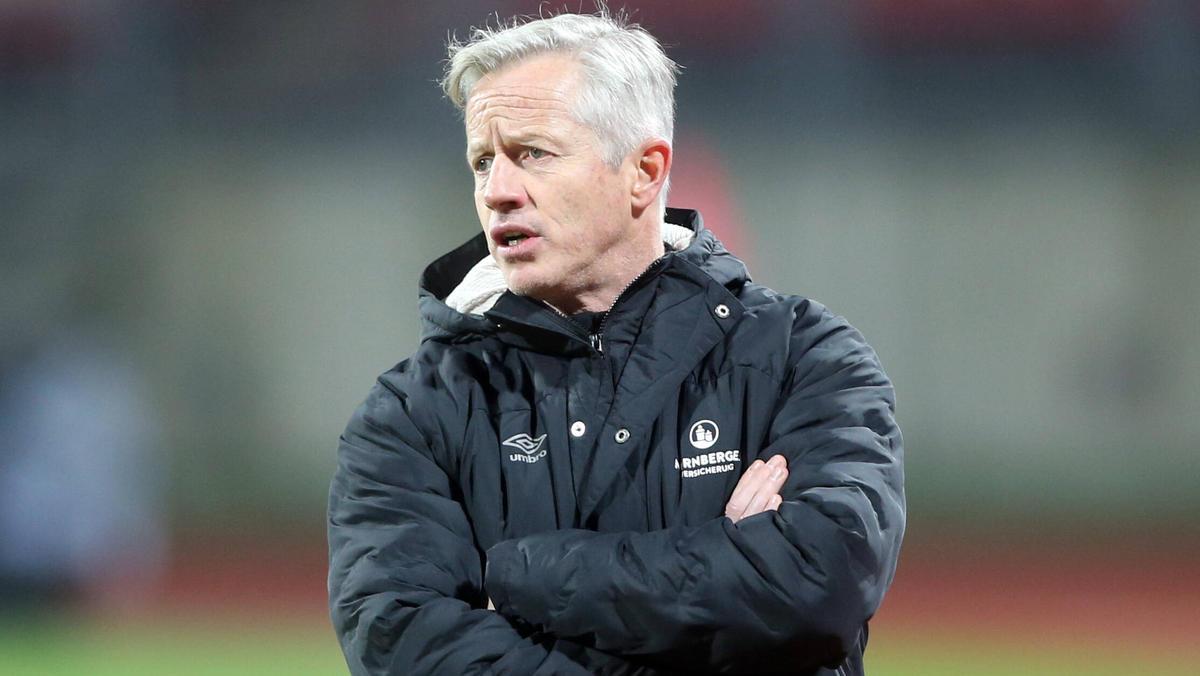Trainer Jens Keller stand zwei Wochen unter Quarantäne