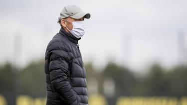 Hans-Joachim Watzke erlebt mit dem BVB keine leichte Zeit