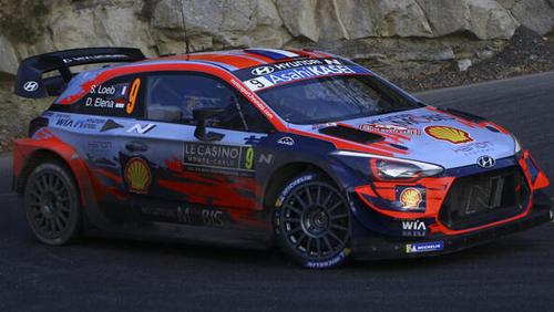 Sebastien Loeb startet in der Türkei für Hyundai