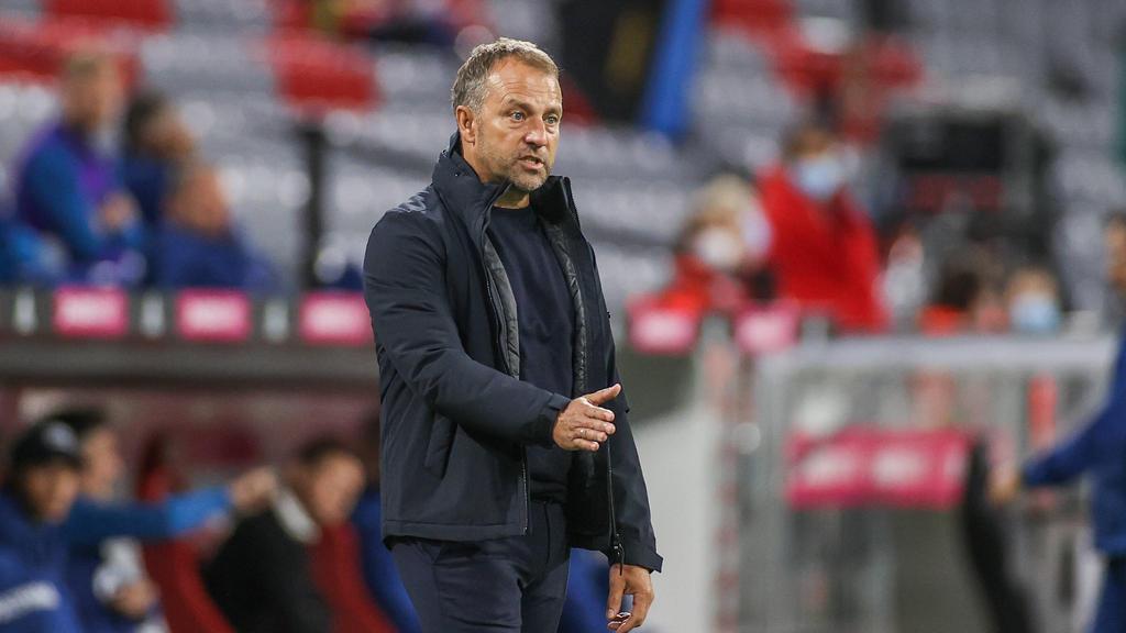 Hansi Flick hofft auf neue Spieler beim FC Bayern