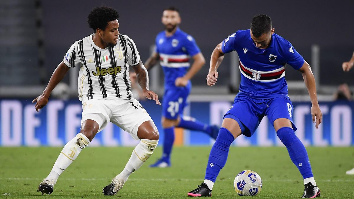 Weston McKennie stand bei Juventus direkt in der Startelf
