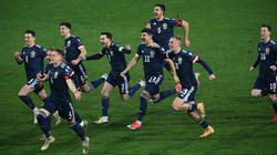 Schottland ist für die Europameisterschaft qualifiziert