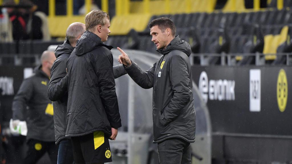 BVB | Folgen drastische Strafen, wenn Haaland gegen Hertha BSC spielt?