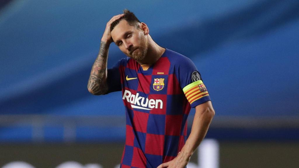 Das Messi-Beben I.
