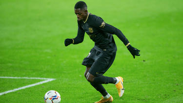 Ousmane Dembélé ist mal wieder verletzt