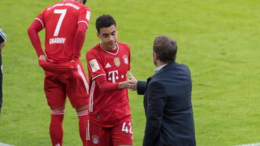 Jamal Musiala bleibt langfristig beim FC Bayern